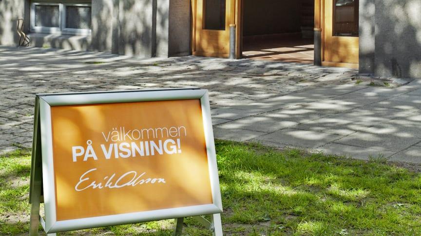 Erik Olsson Fastighetsförmedling kommenterar bostadsmarknaden 21 september 2021
