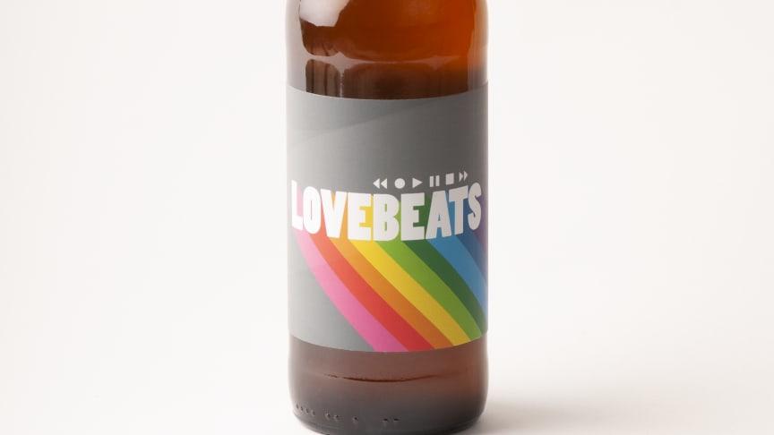 Regnbågsölen Lovebeats