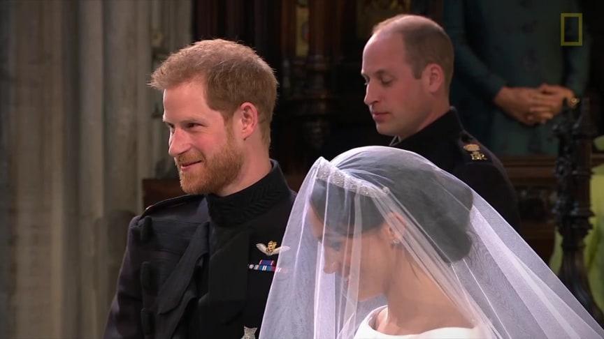 Uppdrag: Kungligt bröllop - visas på National Geographic söndag den 27 maj kl 20.00.