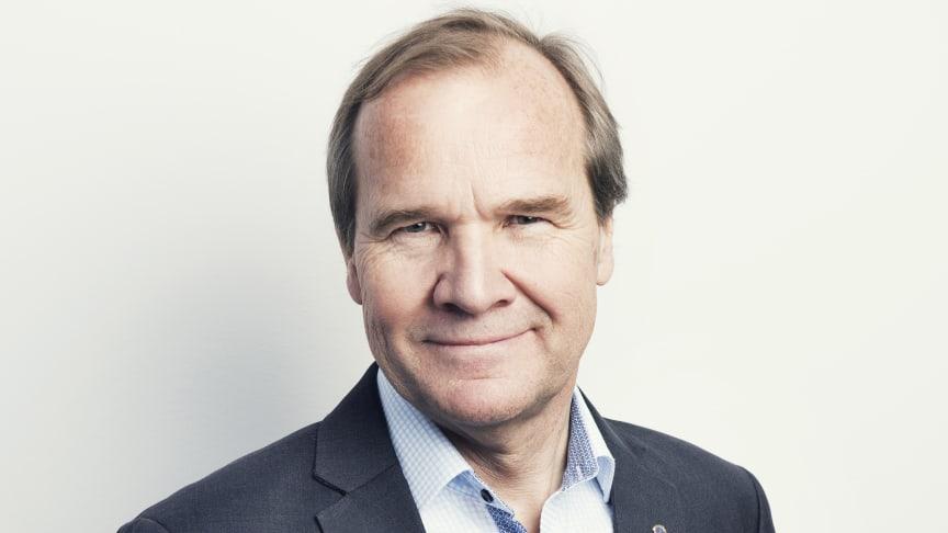 Anders Lago omvald som förbundsordförande i HSB