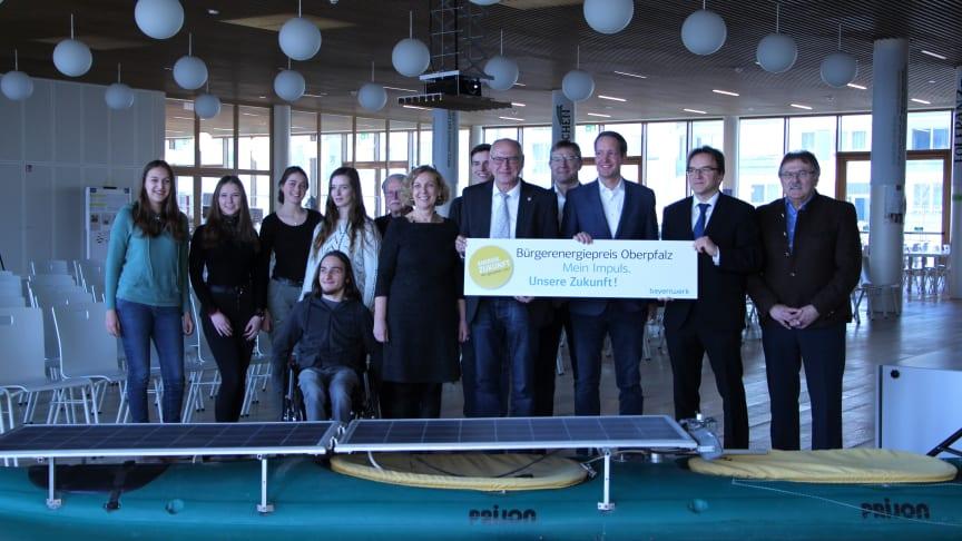 Bayernwerk und Regierung der Oberpfalz suchen Energiewende-Projekte mit Vorbildcharakter