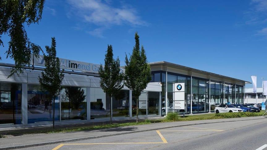 Seeblick Garage und Allmend Garage geben Änderung des Firmennamens in Hedin Automotive Samtagern und Hedin Automotive Wohlen bekannt