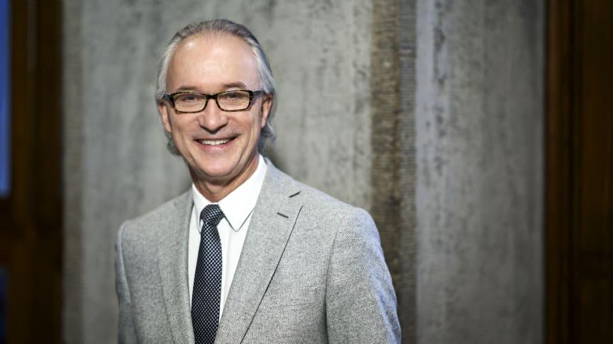 Juryns ordförande: Stefan Forsberg, vd för Kungliga Filharmonikerna.