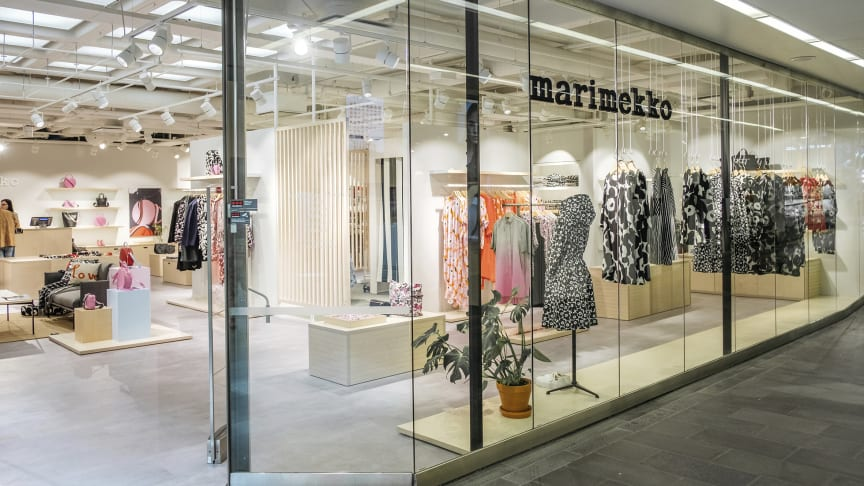 DSV signs new partnership agreement with Marimekko Finland