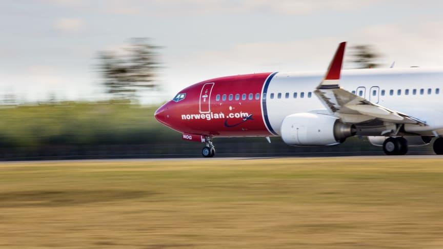 Norwegian to focus on a strong European network