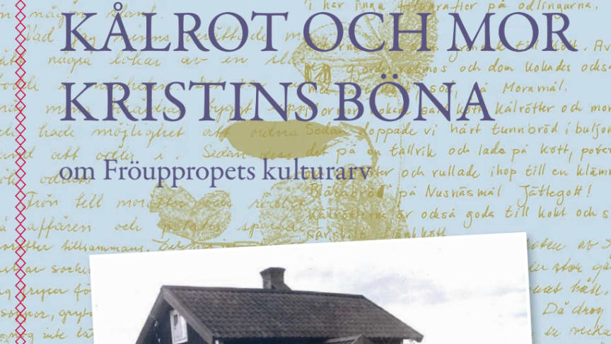 Ny bok: Klint Karins kålrot och Mor Kristins böna
