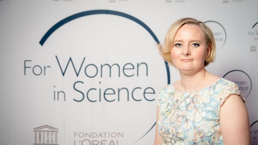 Henna Tyynismaa_For Women in Science