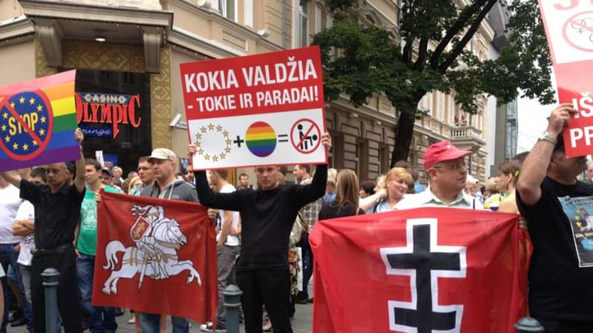 Prominent LGBT activists from Eastern Europe gather in Oslo for EuroPride