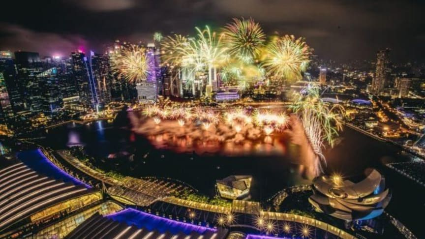 URA picks creative content firm for Marina Bay Singapore Countdown event