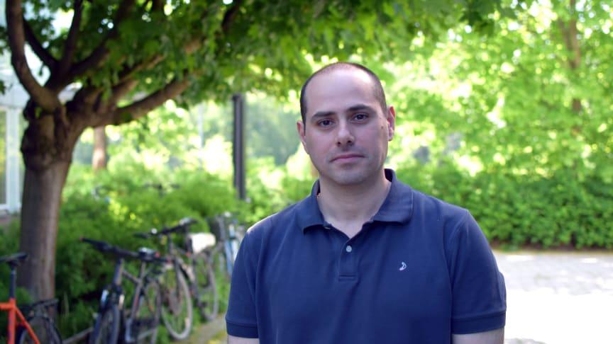 Roujman Shahbazian, Institutet för social forskning (SOFI), Stockholms universitet. Foto: Leila Zoubir/Stockholms universitet