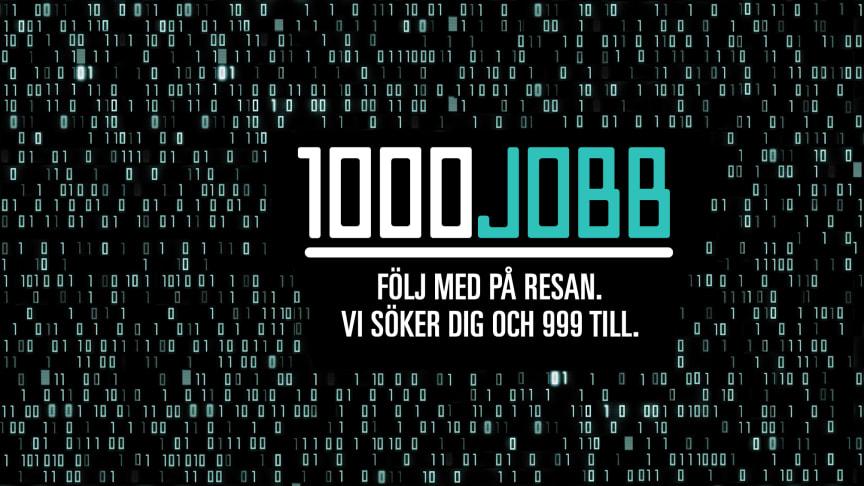 Sigma skapar 1000 nya jobb för IT-talanger