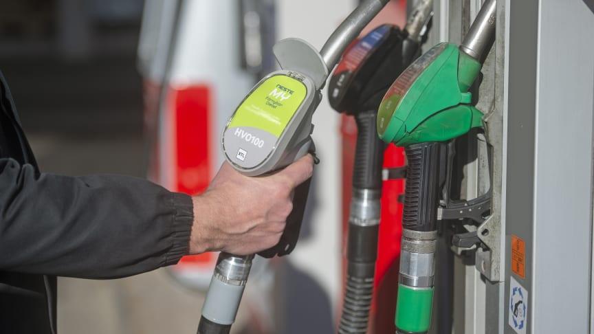 Neste My Förnybar Diesel (HVO100)