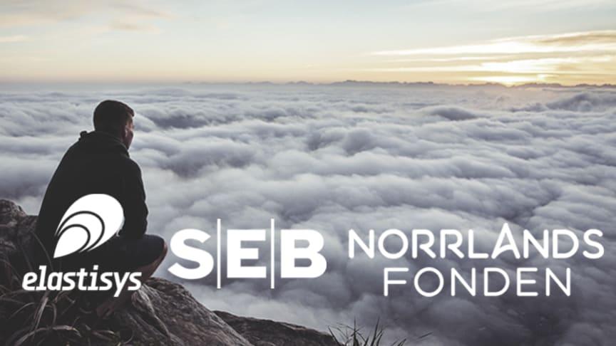 Elastisys + SEB + Norrlandsfonden