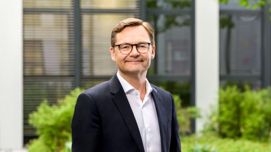 Bayernwerk-Vorstandsvorsitzender Reimund Gotzel