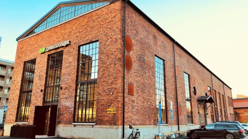 """Gasverket och CA Fastigheter har nominerats till """"Årets Stockholmsbyggnad""""!"""