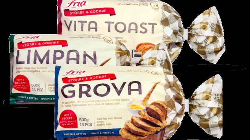 Fria lanserar en revolution inom glutenfritt!