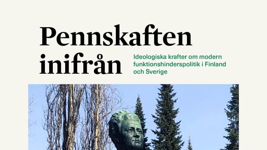 Ny bok om Samhällskritik och funktionshinderspolitik