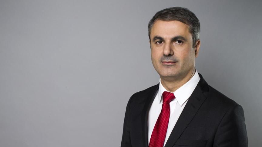 Näringsminister Ibrahim Baylan till Sveriges Innovationsriksdag 2019
