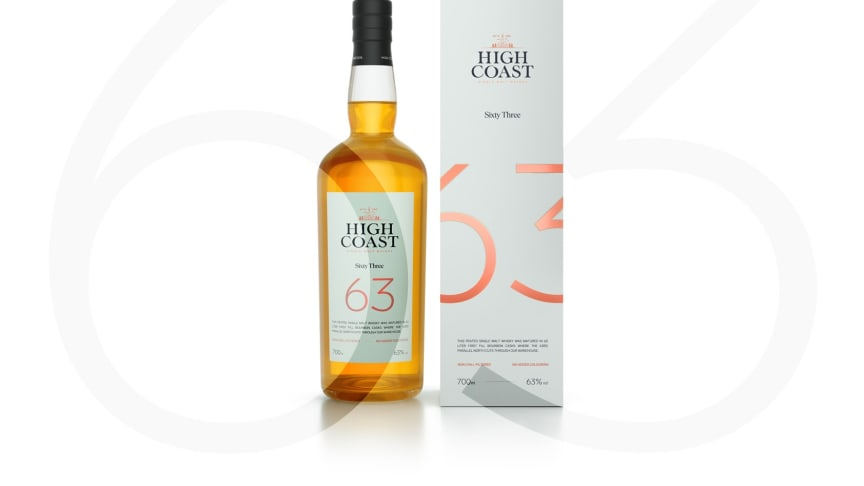 High Coast 63 nominerad i Svenska designpriset