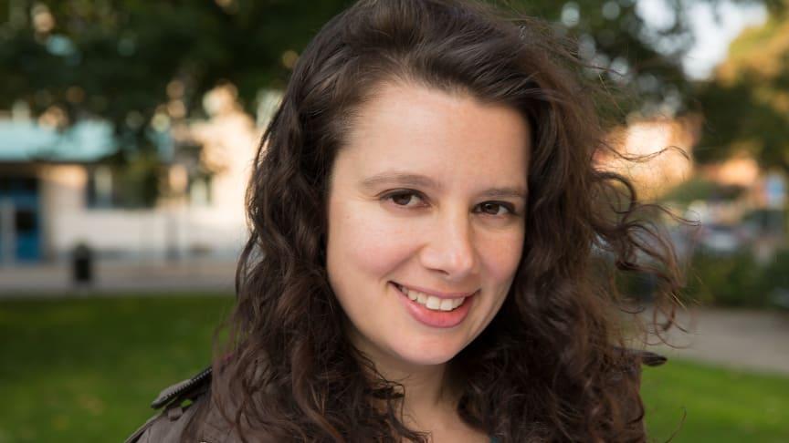 Melanie Aronson från Panion