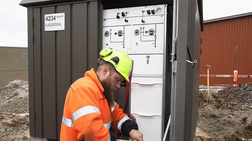 DONG Energy vælger koblingsanlæg fra Schneider Electric