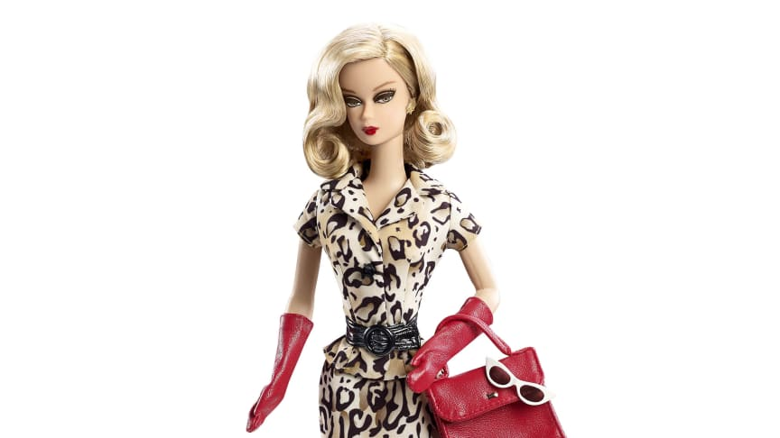 Charlotte Olympia Barbie-Puppe