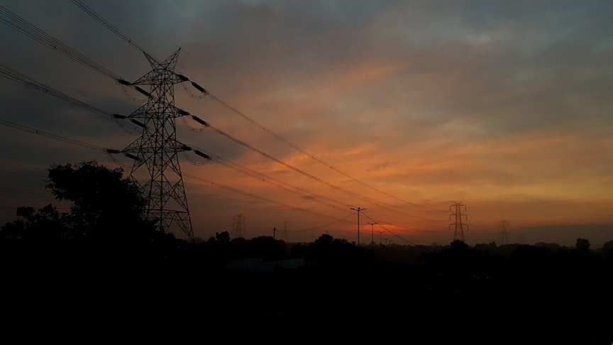 Nederbörd på avvägar ger vintriga elpriser