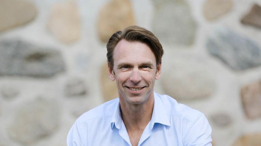 Christer Persson är digital strateg på Medical Affairs.