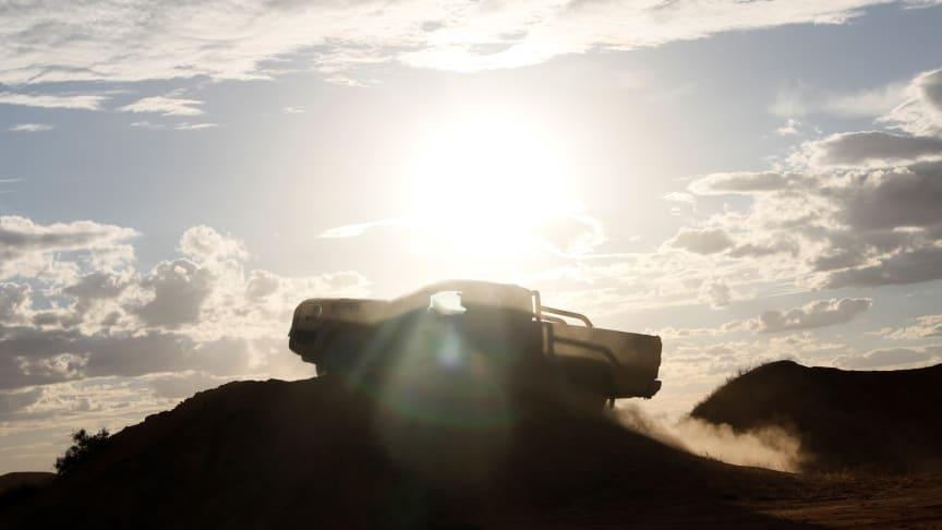 Připravte se na novou generaci Fordu Ranger!
