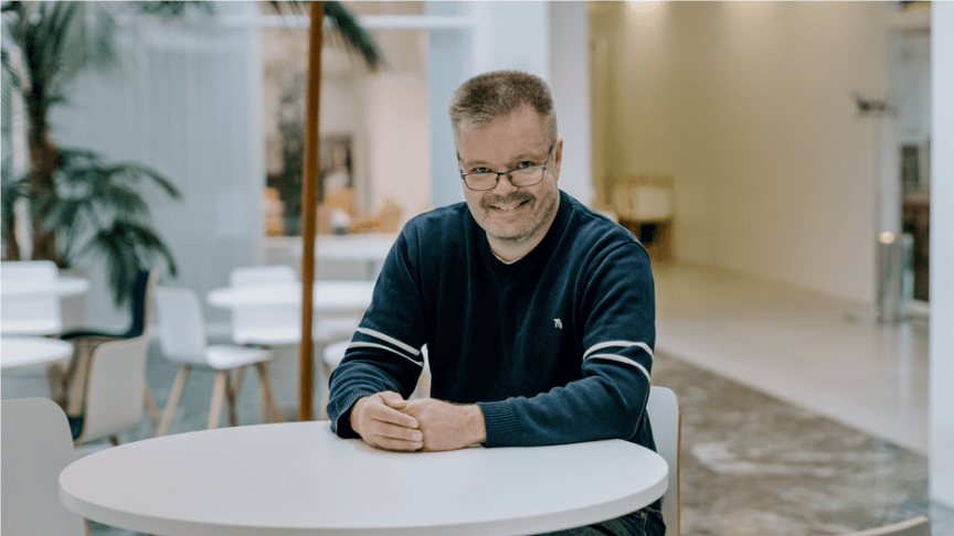 Kehyn toimitusjohtaja Antti Oravuolla on yli 20 vuoden kokemus yritysten auttamisesta