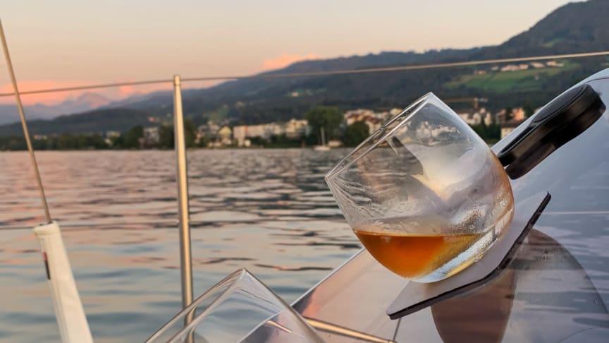 Reduser faren for søl med magnetiske drikkeglass!