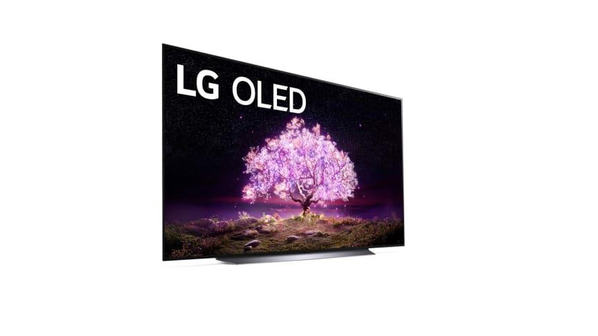 C-serien til LG mottok pris for syvende år på rad.