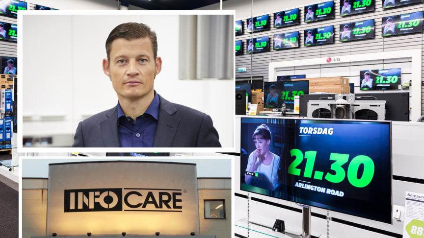 Elgiganten styrker sit kundetilbud - køber nordisk serviceselskab