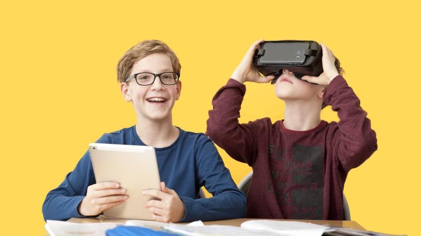 VR macht Lernen zum Erlebnis (Quelle Cornelsen Verlag)