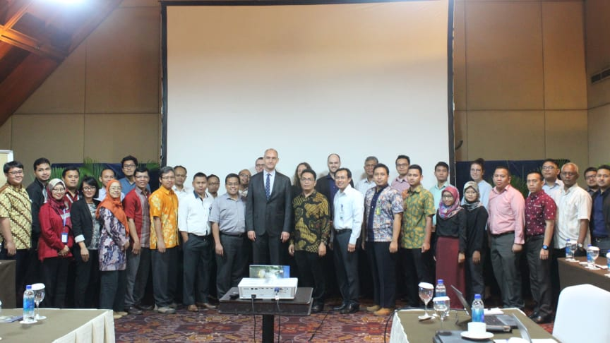 Denmark assists Indonesia in green energy transition