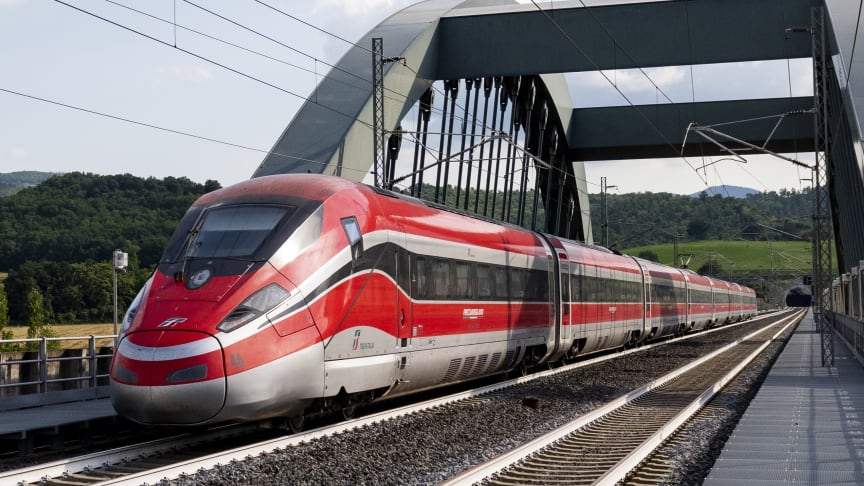 Hitachi-Bombardier partnership celebrates 10 years delivering Europe's fastest high speed train