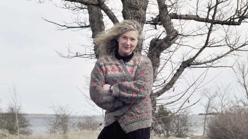 Charlotta von Zweigbergk skriver om en mamma som krackelerat