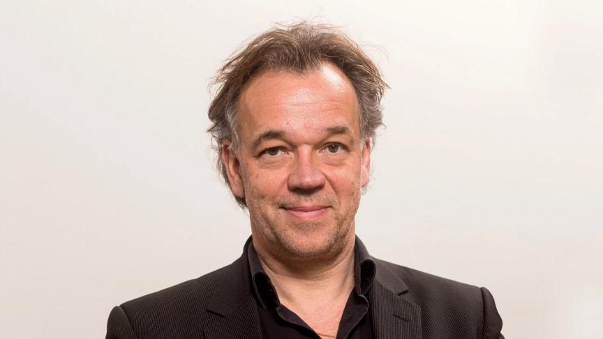 Hans Hägglund, professor at the University of Uppsala