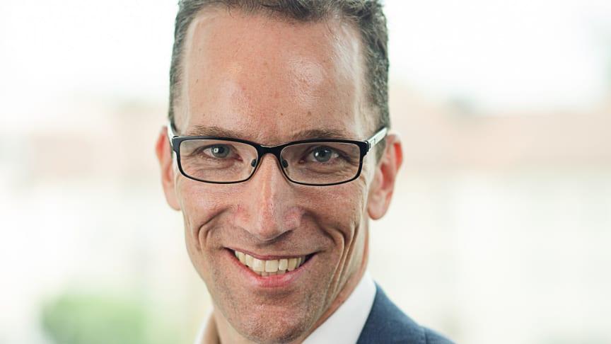 Henrik Samuelson ny ordförande i DLF