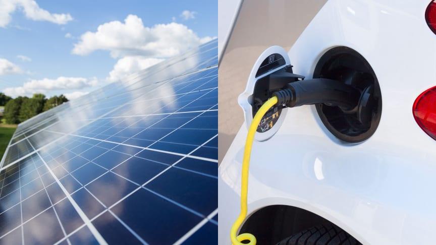 Mer solel och hållbara transporter genom energi- och klimatrådgivning