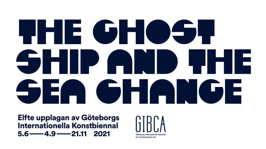 Vernissage för The Ghost Ship and the Sea Change i samband med Göteborgs 400-årsjubileum!