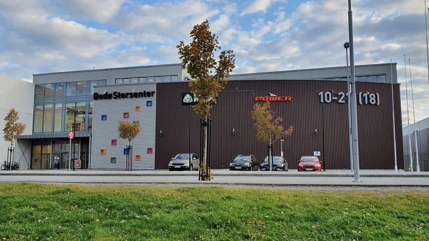 Nordvik Gruppen kjøper Bodø Storsenter. Foto: Nordvik Gruppen AS