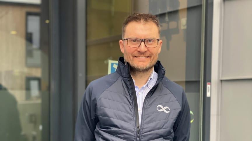 Ståle Myhre er ansatt som forvaltningssjef (corporate manager finance) i finansavdelingen i TrønderEnergi.