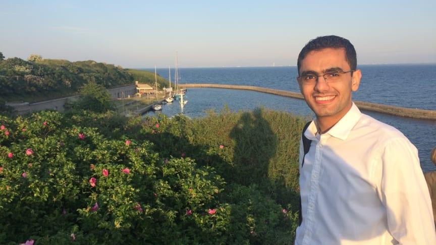 Mr. Faisal Hirani has taken the route in Nestlé Denmark from an internship into a real job.