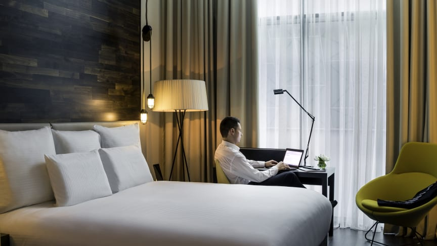 "Remote-Working-Upgrade: Accor launcht ""Hotel Office"""