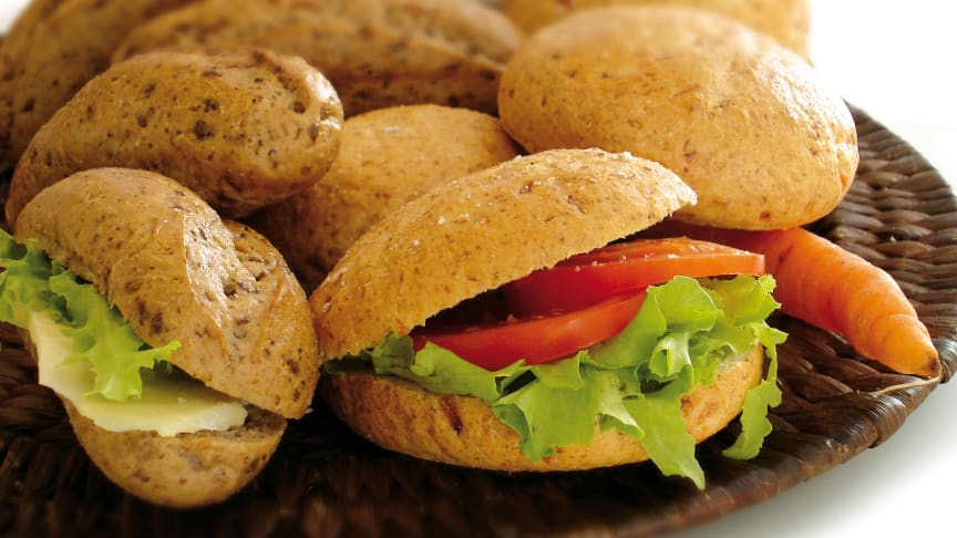 Nyttiga portionsbröd för glutenintoleranta