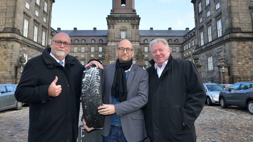 Politikerne: Vinterdæk på nu