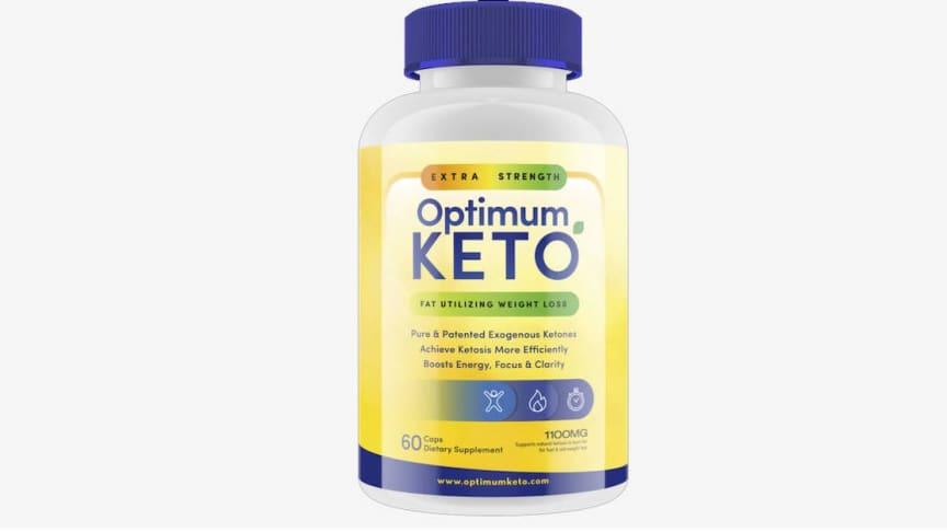 Optimum Keto Reviews [Shark Tank Alert]: Price and Diet Pills Ingredients
