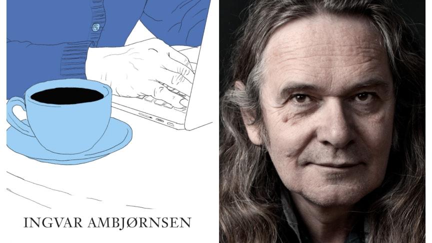 Til høsten utgir Ingvar Ambjørnsen en ny bok med blogger og betraktninger fra Elling. Foto: Tine Poppe