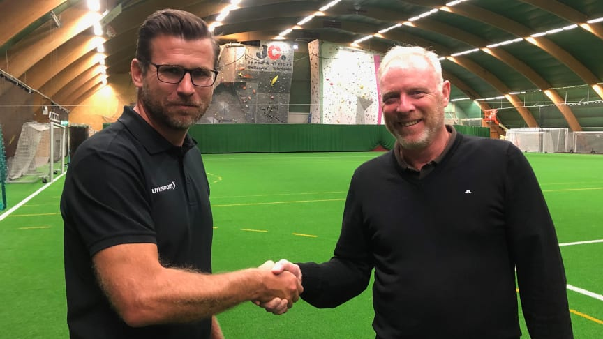 Andreas Jakobsson, Unisport och Håkan Zetterstrand, Malmö Stad